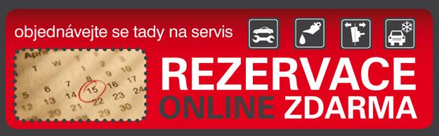 Online rezervace
