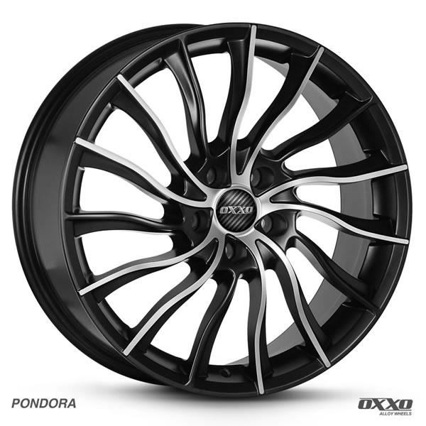 OXXO PONDORA 6,5J x 16 5/105 ET40 56,6