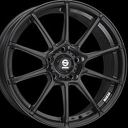 SPARCO GARA BLACK 7J x 16 5/105 ET35 56,6