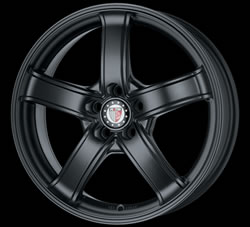 PLATIN P62 FULL BLACK 8J x 18 5/112 ET45 72,5