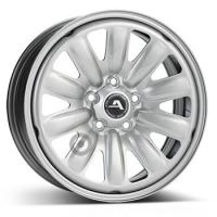 ALCAR HYBRID VW GROUP 6,5Jx16 5x112 ET41 57,1 Fe Kola-Disky Celoroční 12Kg