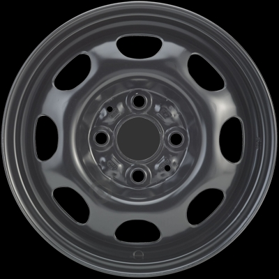 PLECHOVÝ DISK POLO III/LUPO / SEAT AROSA 5,5Jx13 4x100 ET43 57