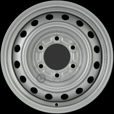 KFZ, MWD, OEM D-MAX 7Jx16 6x139,7 ET33 100