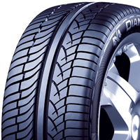 MICHELIN 255/50 R 20 LATITUDE DIAMARIS 109Y XL DT Osobní, SUV,4x4 a Off-road Letní CC3 76dB do 20Kg