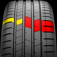 PIRELLI 245/45 R 20 P-ZERO LUXURY SALOON 103V XL VOL