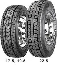 GOODYEAR 265/70 R 17,5 REGIONAL RHD2 139/136M TL 3PMSF
