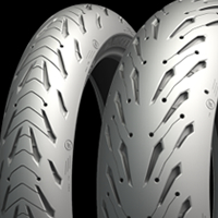 MICHELIN 140/70 R 17 ROAD 5 R 66W TL