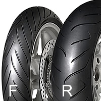 DUNLOP 160/60 R 18 ROADSMART 2 70W DOT2012
