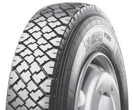 SAVA 8,5 R 17,5 TAMAR MS PLUS 121/120L TL