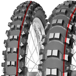 MITAS 120/90 - 18 TERRA FORCE MX SM R 65M TT